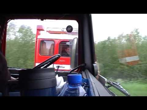 VOLVO Trucks F88, F12 en F16 On Tour