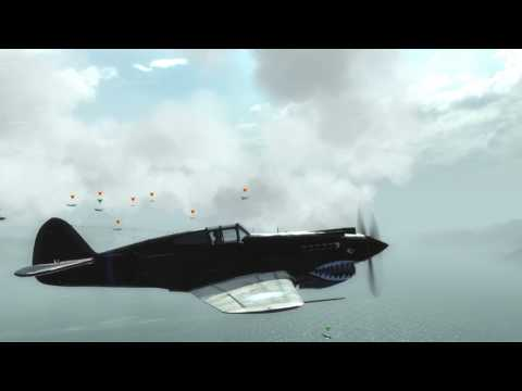 [Flying Tigers - Shadows over China] First Battle  - 1941 Dec 20 over Yunnan