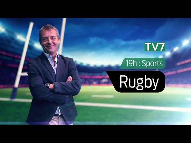 L'Édition du Soir | Rugby - Lundi 28 Septembre | Brice Dulin, arrière du Stade Rochelais