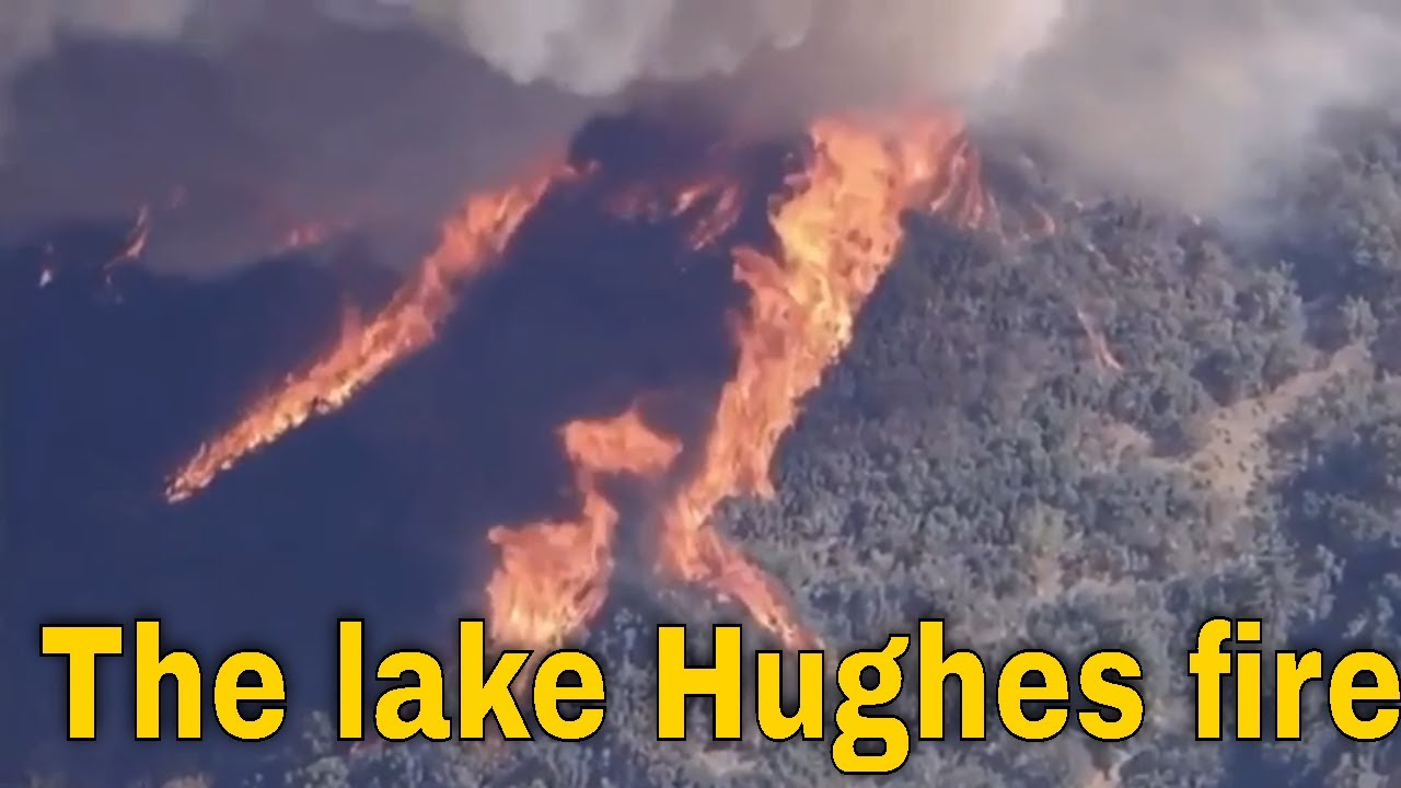 Evacuations Ordered, Roads Closed As Fast-Growing Lake Hughes ...