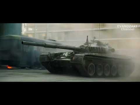 """Renegades"" Tank Part MovieClip"