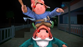 ROBLOX THE PIGGY BROTHERS JUMPSCARE - Roblox Piggy Animation