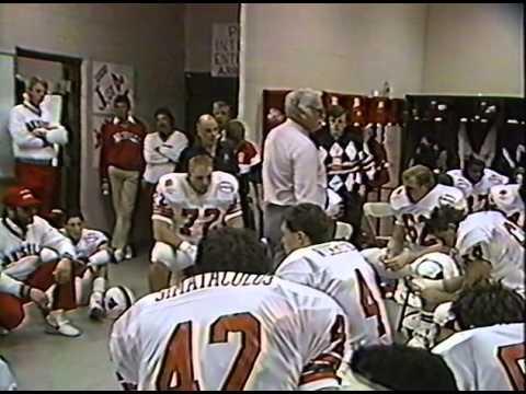 1991 Fiesta Bowl - Louisville vs Alabama - Full network broadcast