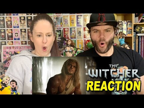 The Witcher Teaser Trailer REACTION