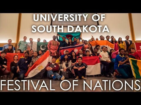 University of South Dakota: Festival of Nations 2016