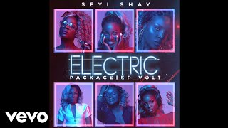 Seyi Shay - D vibe (Official Audio) ft. Anatii, Dj Tira, Danger, Slimcase