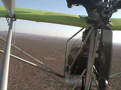 Ultralight flying in California
