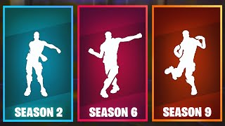 Top 5 Best Fortnite Dances of Every Season