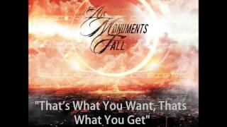 As Monuments Fall - That