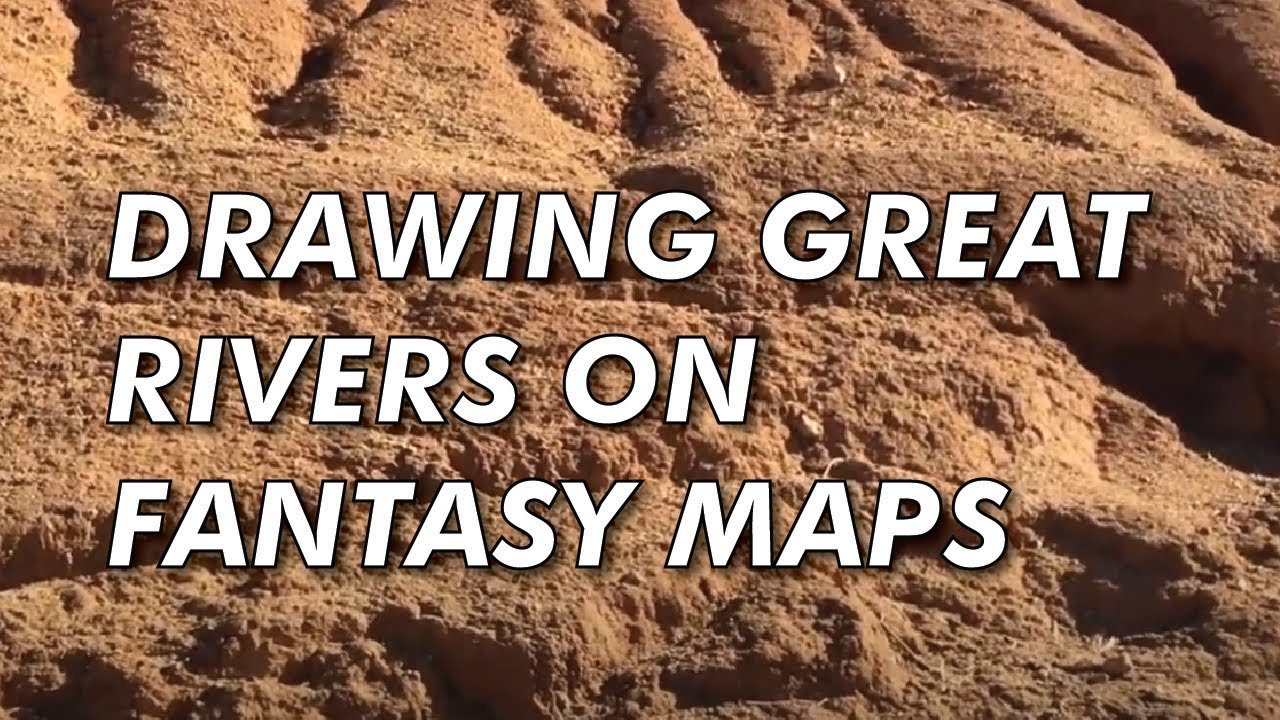 Download Drawing Great Rivers on Fantasy Maps