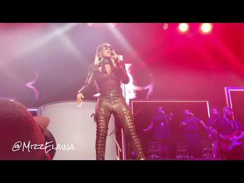 Mary J Blige - Love Yourself and The One at the Fox Theater