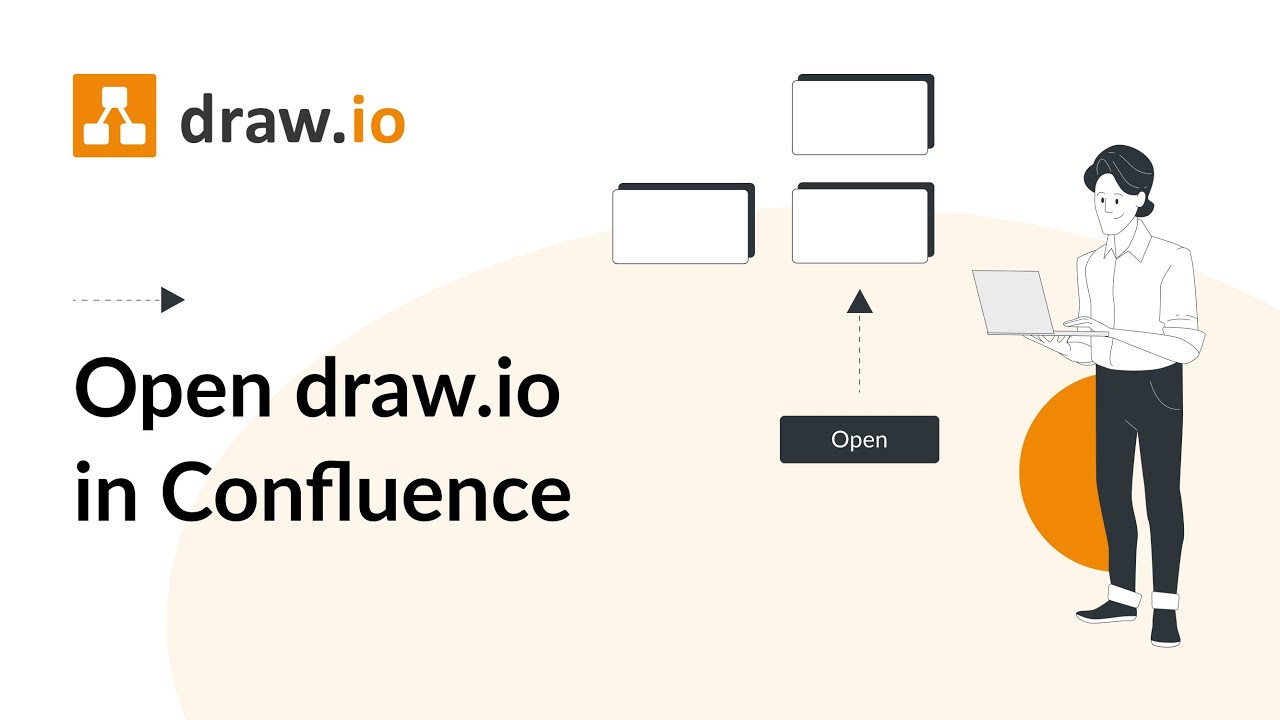 How To Add The Draw Io Macro To An Atlassian Confluence Page Youtube