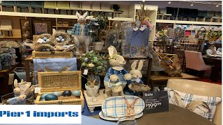 Gambar cover PIER 1 IMPORTS* NEW EASTER AND SPRING DECOR/SHOP WITH ME