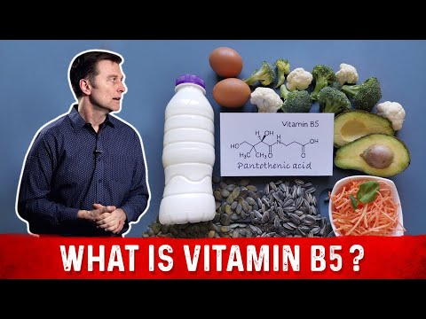 What is Vitamin B5?