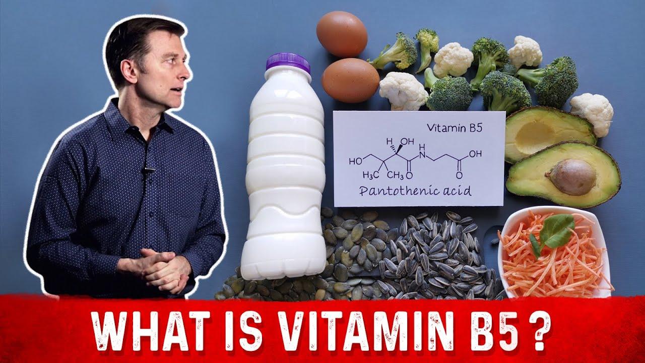 vitamin b5 ketogenic diet