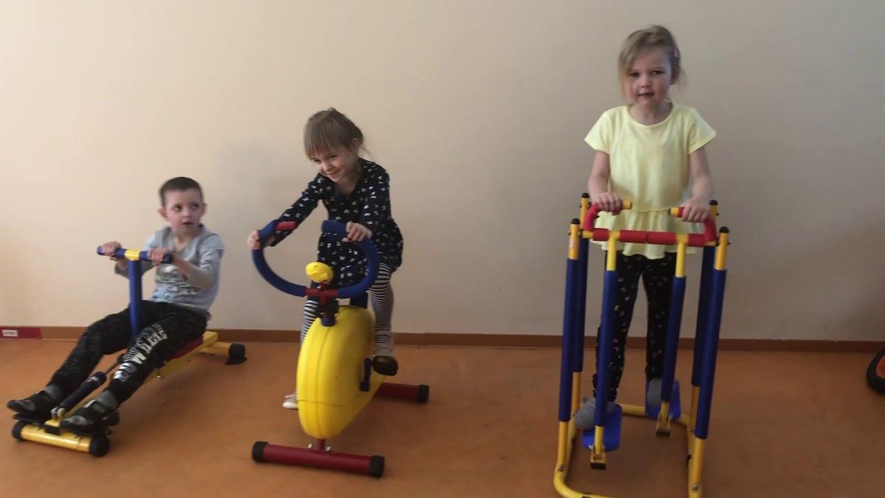 Zajęcia sportowe w Bajkowej Akademii