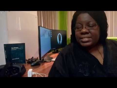 Interview with Judith Okonkwo of imisi3d.com VR startup in l