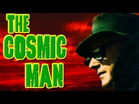 Dark Corners - John Carradine in The Cosmic Man: review