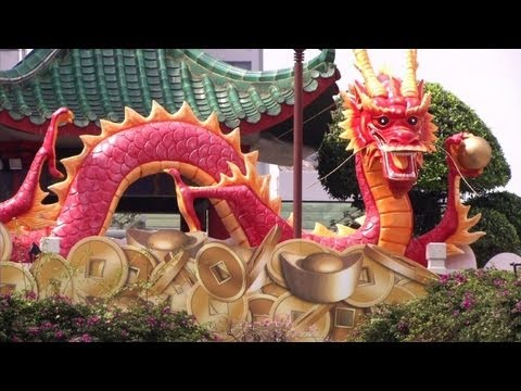Dragon Chinois Rouge 3