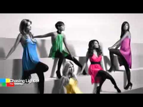 Chasing Lights - The Saturdays - Ringtone