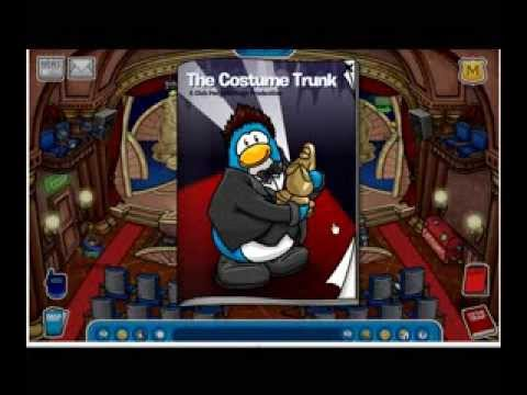 clubpenguin new better igloo catalogs march 09 play awards stage secrets
