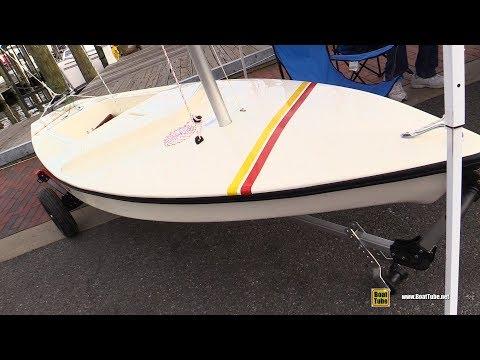 2017 American Sailing Sun Blazer Boat - Walkaround - 2017 Annapolis Sail Boat Show