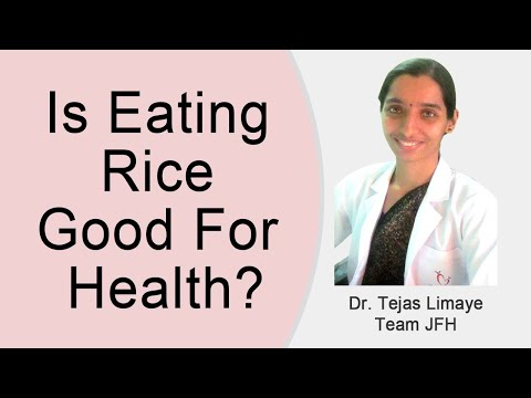 Is Eating Rice Good For Health?