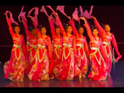 Dance schools in China