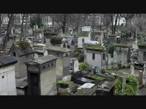 The Cemetery of Montmartre