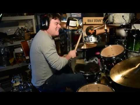 PLAY THAT FUNKY MUSIC * DRUM COVER  *  Bonzoleum Drum Channel
