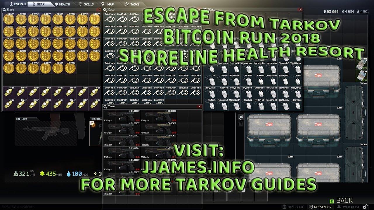 hol lehet bitcoinot kapni tarkovban