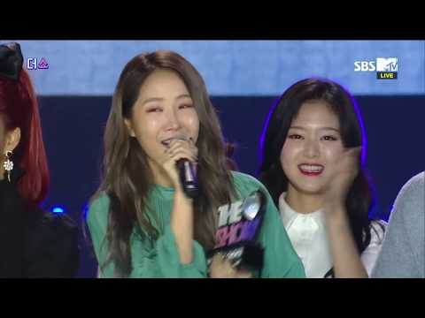 SOYOU, Win! THE SHOW CHOICE [THE SHOW 181009]