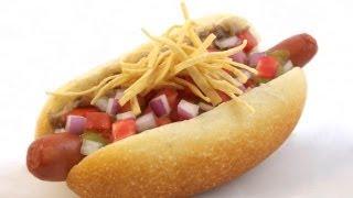 Hot Diggity Gourmet Hotdog Vlog Desert Dog