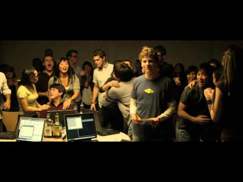 The Social Network trailer