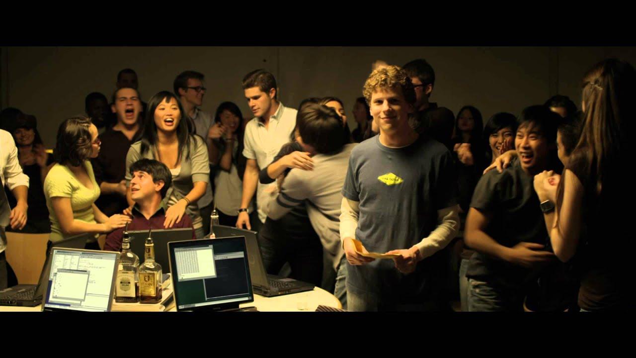 The Social Network - Trailer - YouTube