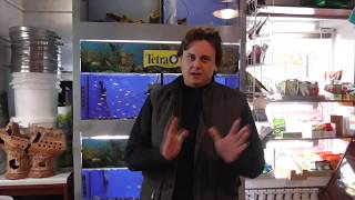 АКВАРИУМНЫЕ РЫБКИ / распаковка аквариумистика / аквариумное оборудование