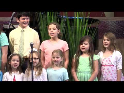 Hosanna, Hosanna - Lighthouse Baptist Church Children's Choir
