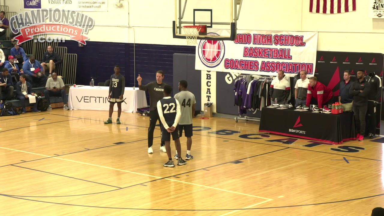 "Effective Basketball Transition Offense Drill: ""3 Man Break"""