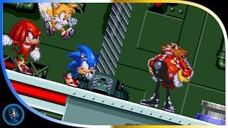 Team Sonic Adventures #6 - Scrap Brain Zone