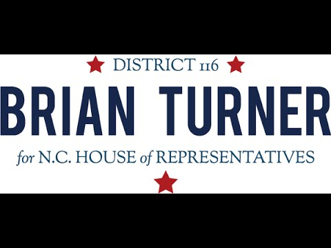Brian Turner NC House 116th District ~ First Town Hall  3-7-2015