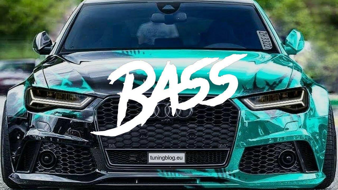 Night Music  Deep Bass  Downtempo Mix