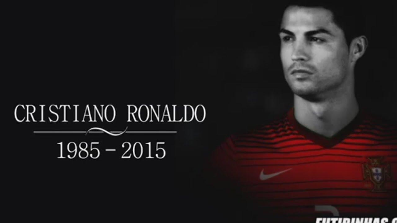 Video Pra Nao Ficar Sem Video  Rip Cristiano Ronaldo