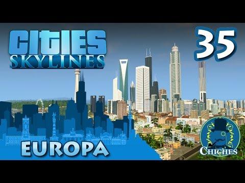 Cities Skylines - Europa - #35 en español