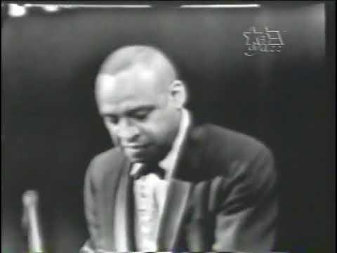1958 Timex All-Star Jazz Show with Gene Krupa, Lionel Hampton, and Anita O'Day