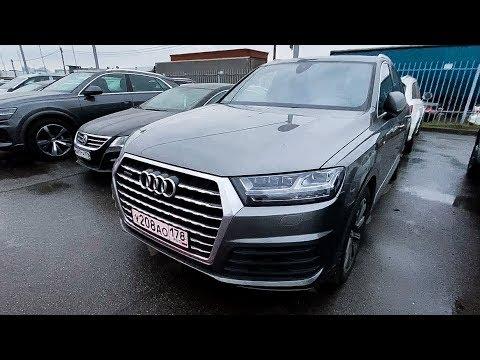 Подешевевший автомобиль богатого и практичного владельца! Audi Q7 3.0 Tdi