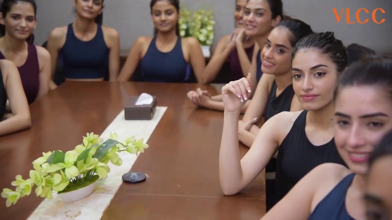 VLCC Miss Holistic Health Sub Contest Judging.