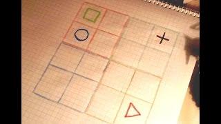 Развивающие игры для детей судоку - Урок 9.1 (получилось) - 1 Minute  Story NS