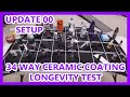 UPDATE 00 - 34 way Ceramic Coating, Wax, Sealant Comparison Test