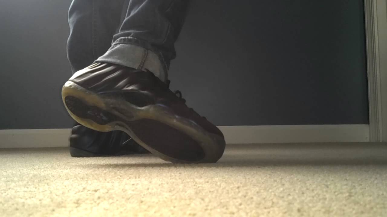 quality design 3a032 2cacc Nike Air FoamPosite One On Feet