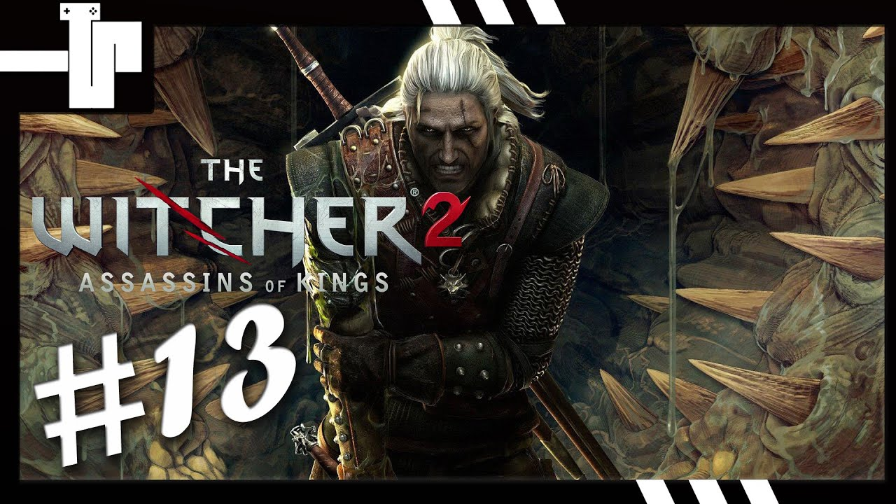The Witcher 2: Assassins of Kings - NOVAS ALIANÇAS! (Gameplay em PT-BR) - #13